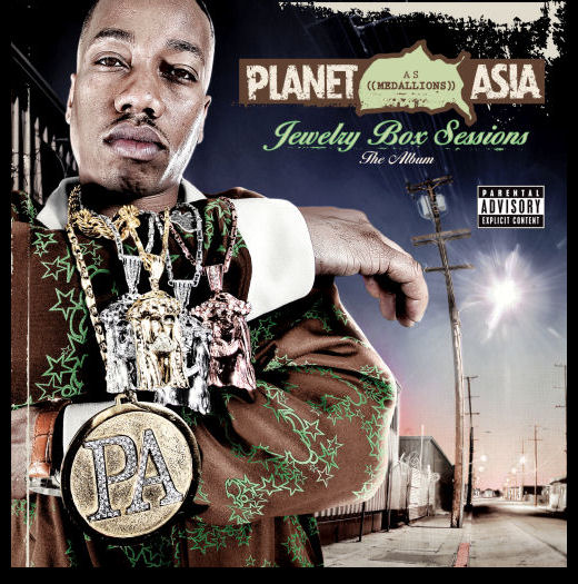 Planet Asia; Jewelry Box Sessions