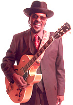[Chuck Brown - public domain - National Endowment for the Arts]