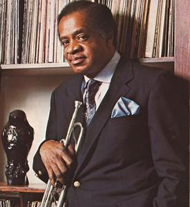 [Donald Byrd courtesy Wikimedia Commons]