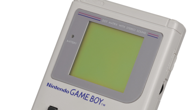 [GameBoy courtesy Wikimedia Commons]