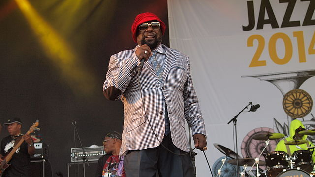 [George Clinton courtesy Wikimedia Commons]