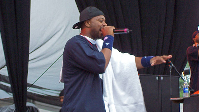 [Ghostface Killah courtesy Wikimedia Commons]