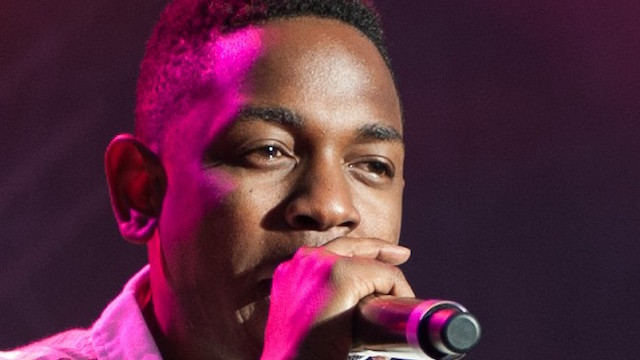 [Kendrick Lamar courtesy Wikimedia Commons]