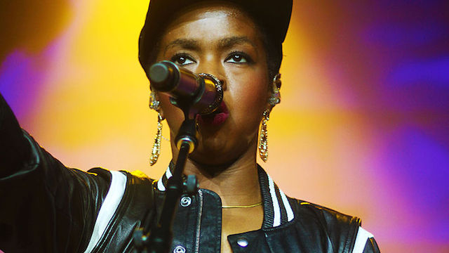 [Lauryn Hill courtesy Wikimedia Commons]