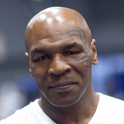 [Mike Tyson courtesy Wikimedia Commons]