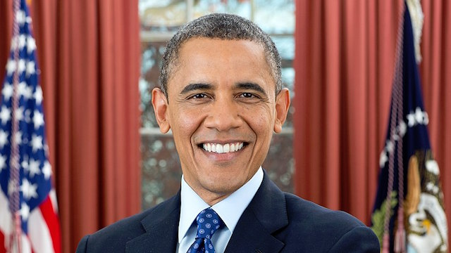 [former President Barack Obama courtesy Wikimedia Commons]