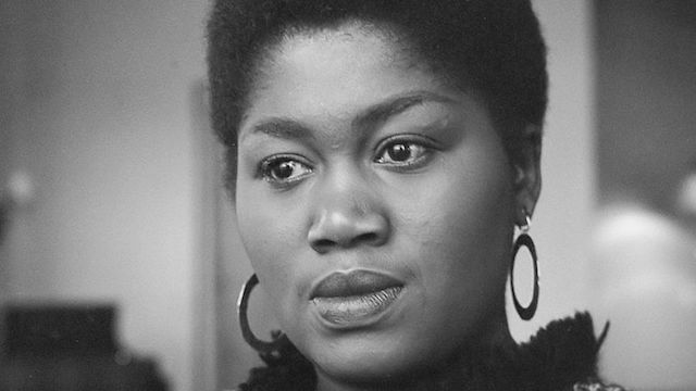 [Odetta Holmes courtesy Wikimedia Commons]