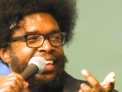[Questlove courtesy Wikimedia Commons]