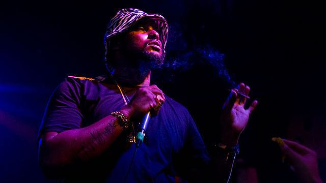 [ScHoolboy Q courtesy Wikimedia Commons]