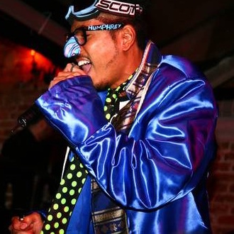 [Shock G as Humpty Hump courtesy Wikimedia Commons]