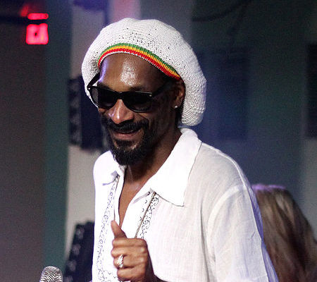 [Snoop Dogg courtesy Wikimedia Commons]