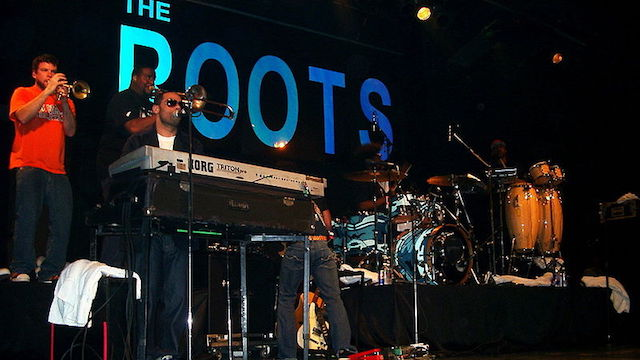 [The Roots courtesy Wikimedia Commons]