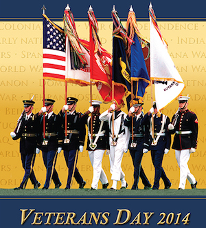 [Veterans Day 2014]