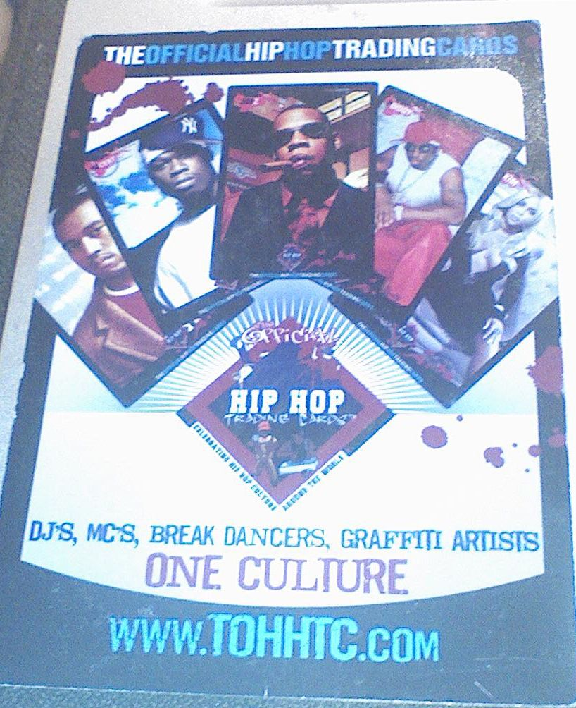 The Official Hip Hop Trading Cards