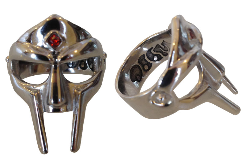 [MF DOOM rings]