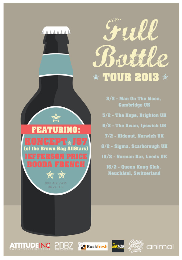 [Full Bottle Tour]