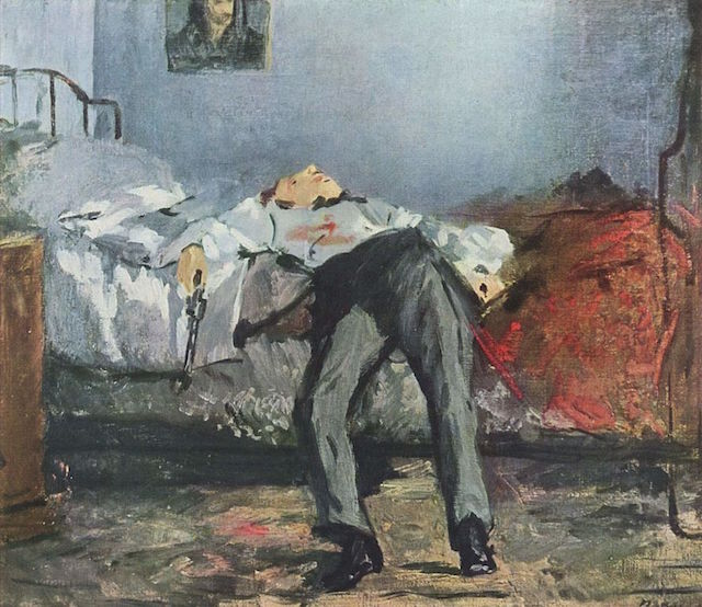 [painting by Edouard Manet courtesy Wikimedia Commons]