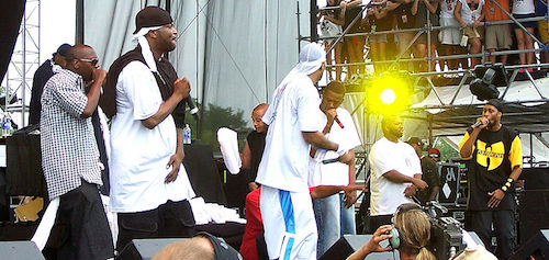 [Wu-Tang Clan courtesy Wikimedia]